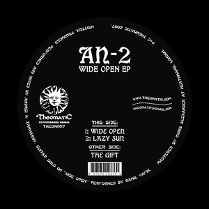 Image for 'Wide Open EP'