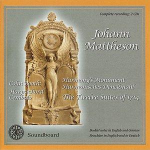 Image for 'Johann Mattheson - The Twelve Suites of 1714 Vol 1'