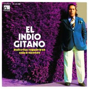 Image for 'El Indio Gitano'
