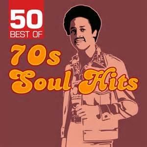 Image pour '50 Best of 70s Soul Hits'