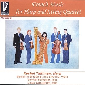 Image for 'French Music for Harp and String Quartet'