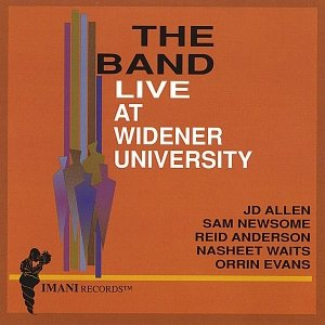 Image for 'Live At Widener University'