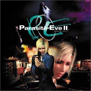 Image pour 'Parasite Eve II Original Soundtrack (disc 2)'