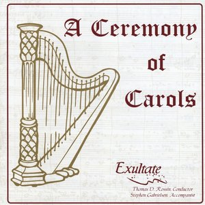 Image for 'Ceremony of Carols - As Dew in Aprille - Benjamin Britten'