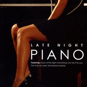 Image for 'Late Night Piano'