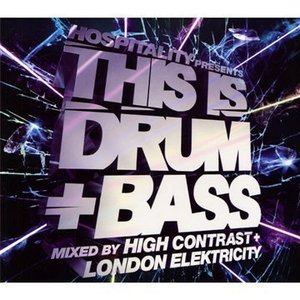 Image pour 'Hospitality Presents: This Is Drum + Bass'