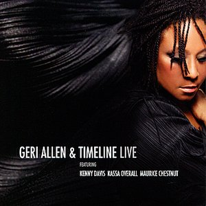 Image for 'Geri Allen & Timeline Live'