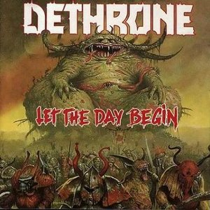 Image for 'Let The Day Begin'