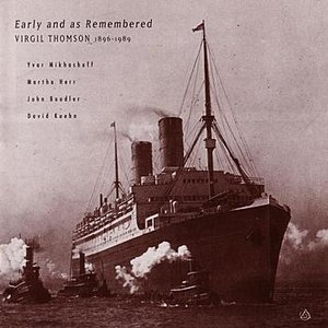 Image for 'Early And As Remembered'