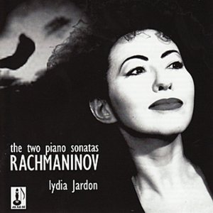 Image for 'Rachmaninoff: Two Piano Sonatas'