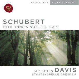 Image for 'Schubert: Symphonies Nos. 1-6, 8 & 9'