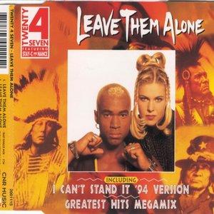 Bild för 'Leave Them Alone'