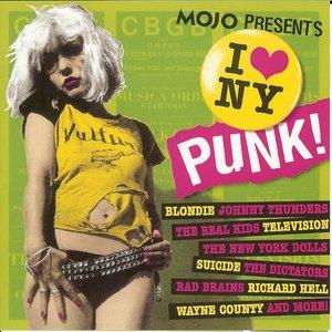 Image for 'Mojo Presents: I Love NY Punk'