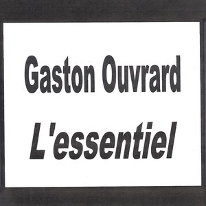 Image for 'Gaston Ouvrard - L'essentiel'