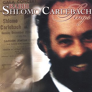 Image for 'Rabbi Shlomo Carlebach Sings'