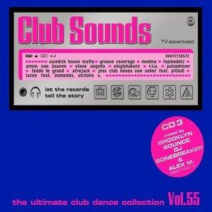 Bild för 'Club Sounds, Volume 55 (Disc 1)'