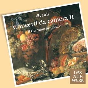 Image for 'Vivaldi : Concerto in C major RV87 : I Adagio - Allegro'