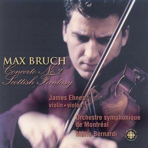 Bild für 'Bruch: Violin Concerto No. 2 / Scottish Fantasy'