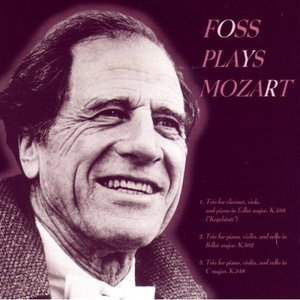 Image for 'Foss Plays Mozart'