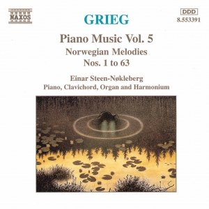 Image for 'GRIEG: Norwegian Melodies Nos. 1 - 63'