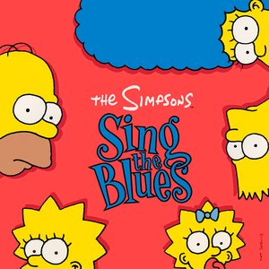 Image for 'The Simpsons Sing The Blues'