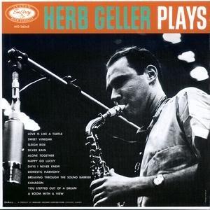 Image for 'Herb Geller Plays'
