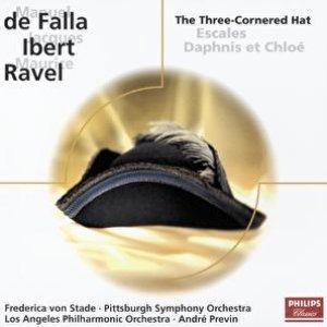 Image for 'Falla: El sombrero de tres picos / Ibert: Escales / Ravel: Daphnis & Chloë'