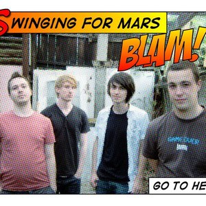 Image for 'Swinging For Mars'