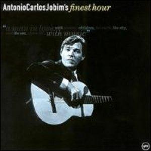 Image pour 'Antônio Carlos Jobim's Finest Hour'