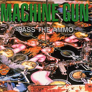 Image for 'Pass The Ammo'