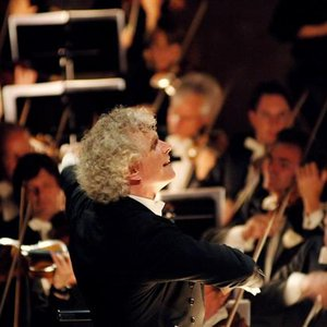 Image for 'Chen Reiss, Simon Rattle; Berlin Philharmonic Orchestra, State Choir Latvia'