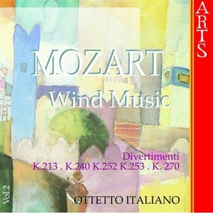 Image for 'W.A. Mozart: Music for Wind Musics - Vol. 2'