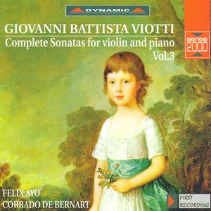 Image for 'Viotti: Violin Sonatas (Complete), Vol. 3'