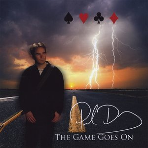 Image for 'The Game Goes On'