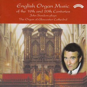 Image for 'English Organ Music from Gloucester Cathedral'