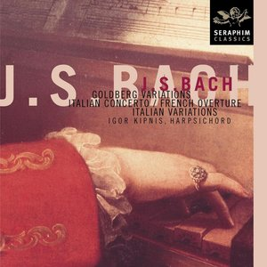 Image for 'J. S. Bach - Goldberg Variations'