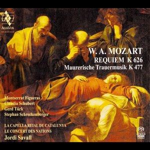 Image for 'Requiem K-626 Maurerische Trauermusik K 477'