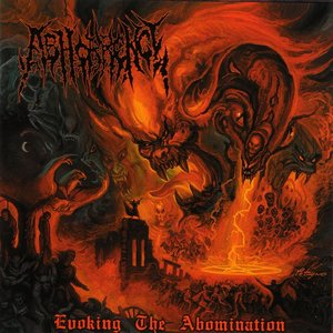 Image for 'Evoking the abomination'