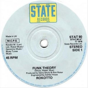 Image for 'Funk Theory'