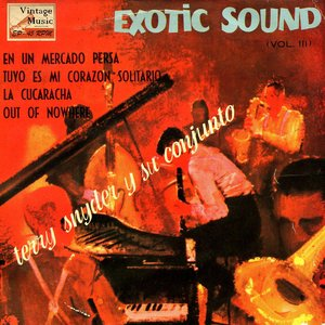 Image for 'Vintage Jazz No. 96 - EP: Exotic Sound'