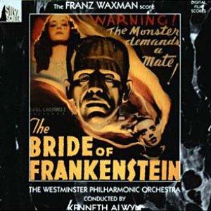 Image for 'Bride Of Frankenstein'