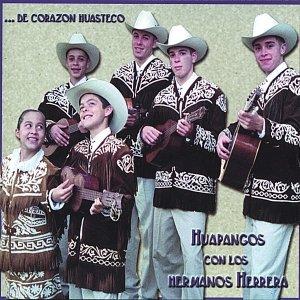 Bild för 'De Corazon Huasteco:  Huapangos con los Hermanos Herrera'