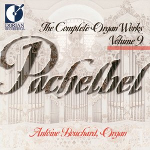 Image for 'Pachelbel, J.: Organ Music (Complete), Vol. 9'
