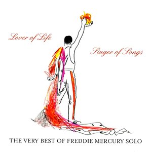 Image pour 'The Very Best Of Freddie Mercury Solo'