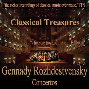 Image for 'Classical Treasures: Gennady Rozhdestvensky - Concertos'