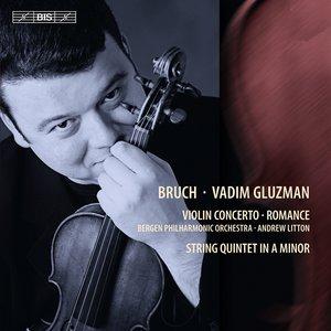 Image for 'Bruch: Violin Concerto - Romanze'