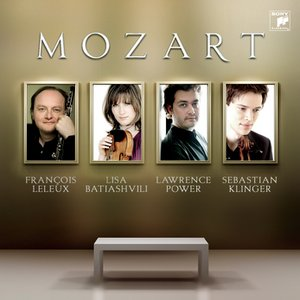 Image for 'Phantasy for Oboe, Violin, Viola & Violoncello/Andante alla marcia'