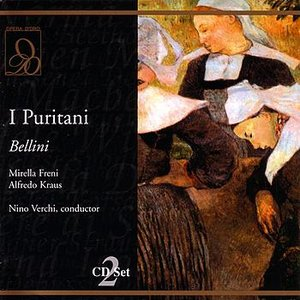 Image for 'I PURITANI'
