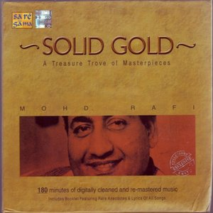 Image for 'Solid Gold Mohammed Rafi'
