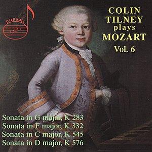 Image for 'Colin Tilney Plays Mozart Vol. 6'